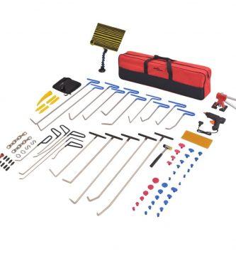 Reparar sin pintar, Kit varillas, varillas, varilleros, herramienta varilleros, pdr, desabollar sin pintar