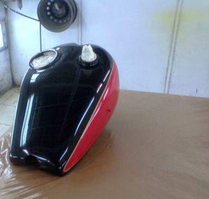 Dupont, custom, custom moto, motos, reparar motos