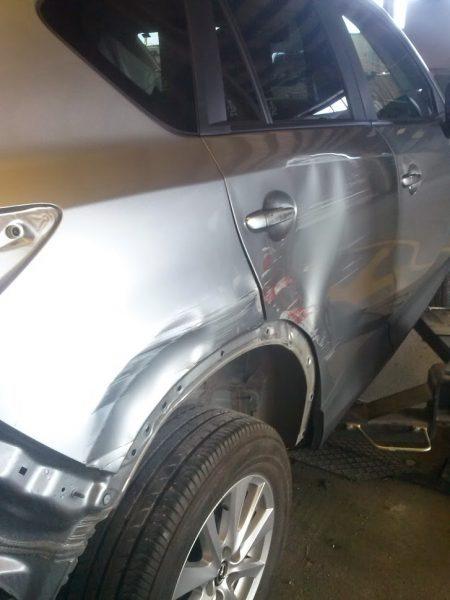 Mazda cx5, mazda, chapa y pintura, pintura, chapa
