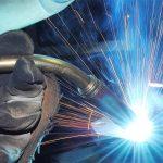Mondo de transferencia del metal, transferencia corto circuito, transferencia global, transferencia por pulverizacion, transferencia pulsada