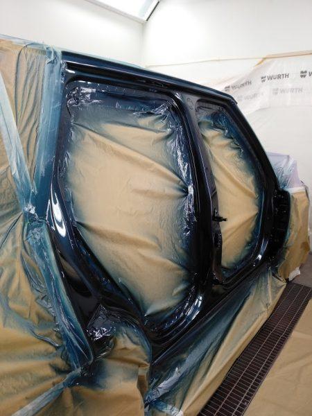 interiores carroceria pintados del range rover sport